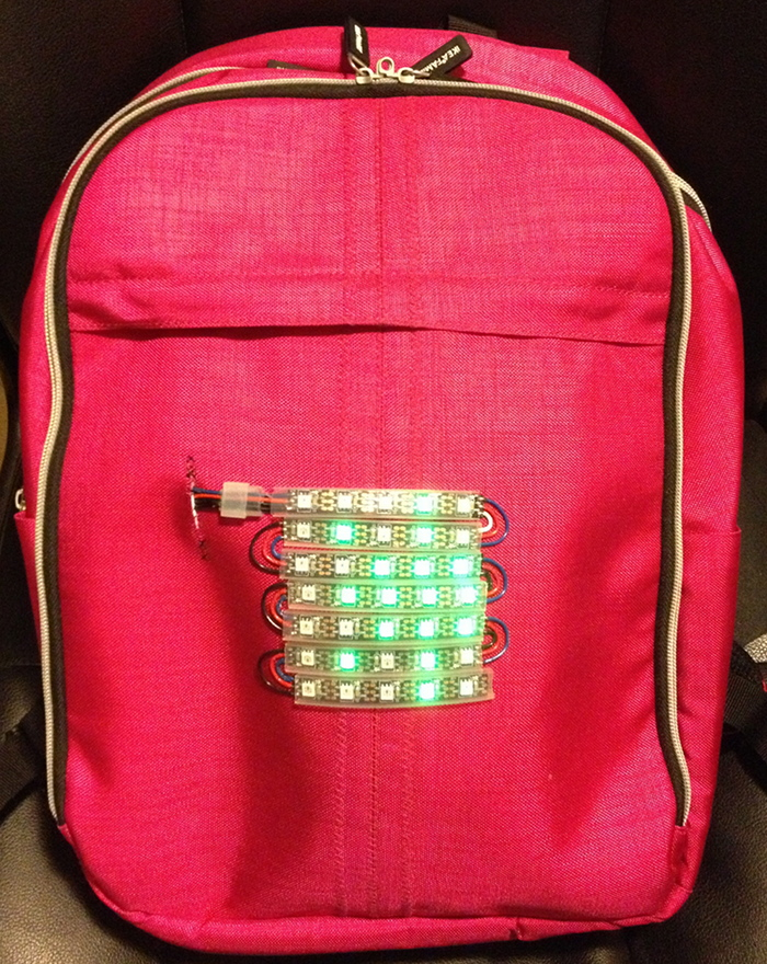 led_backpack