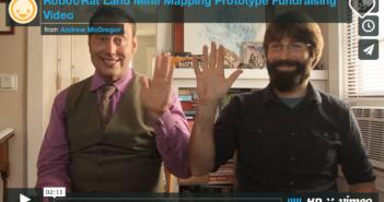 Screen shot of vimeo video