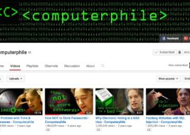 YouTube Channel: Computerphile