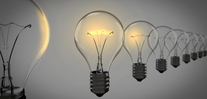 Intellectual Property (pic of light bulbs)