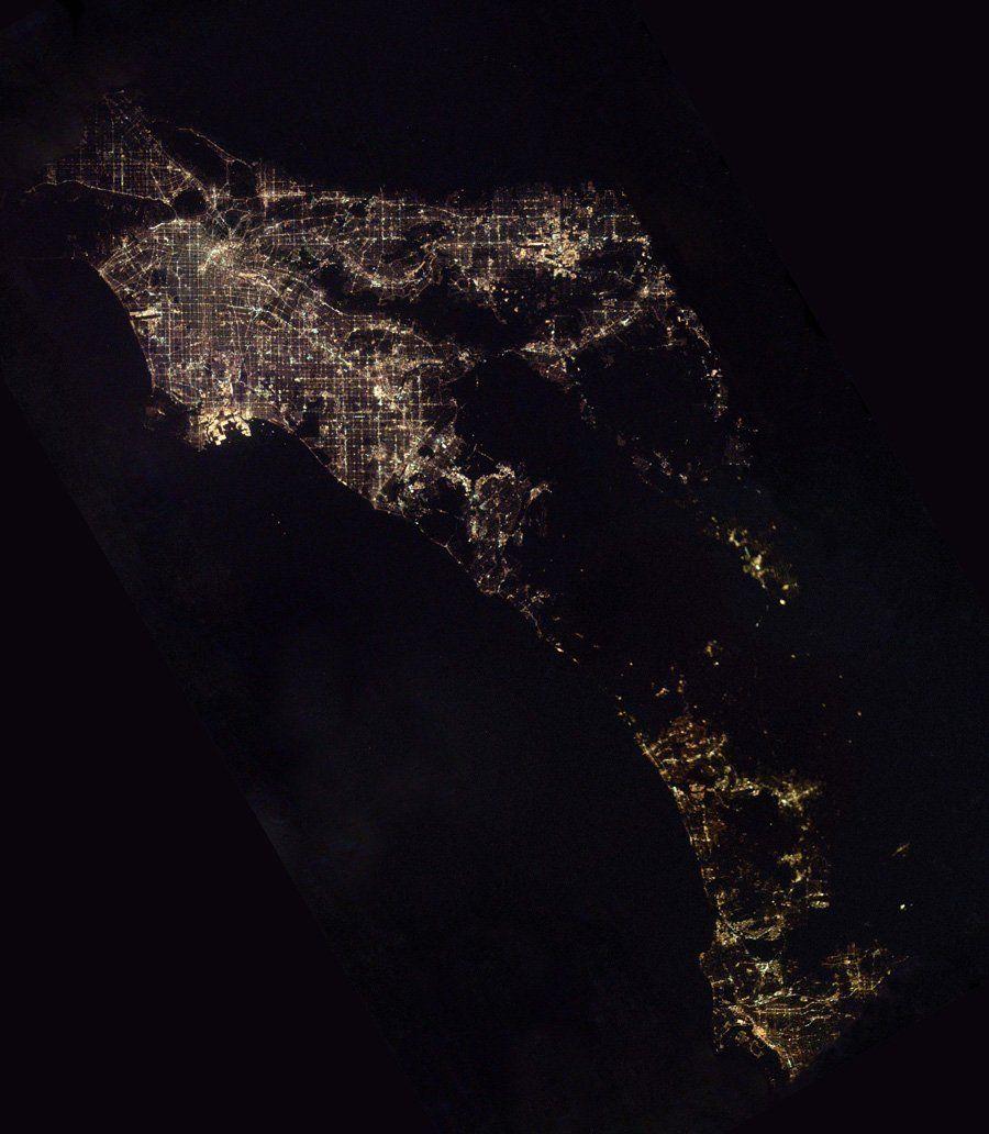 Project Coastlight: Measuring Light Pollution in Coastal California